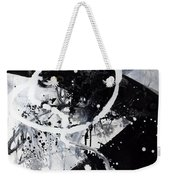 Not Just Black And White2 Weekender Tote Bag