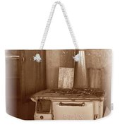 Not Much Cookin - Unionville Nv Weekender Tote Bag