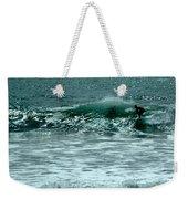 Not Now, Wave Weekender Tote Bag