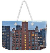 Not The Chrysler Building Nyc Weekender Tote Bag