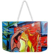 Not Your Grandma's Clothes Line Weekender Tote Bag