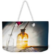 Notes Forgotten Weekender Tote Bag
