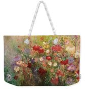 Nothing But Flowers Weekender Tote Bag