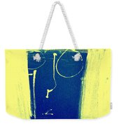 Nothing Seen Weekender Tote Bag
