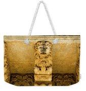 Noto, Italy - Detail Of Baroque Balcony, 1750 Weekender Tote Bag