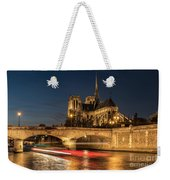 In The Evening Weekender Tote Bag