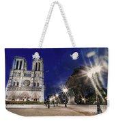 Notre Dame Cathedral Paris 2 Weekender Tote Bag