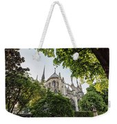 Notre Dame Cathedral - Paris, France Weekender Tote Bag