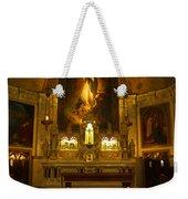 Notre-dame-de-bon-secours Chapel Weekender Tote Bag