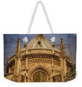 Paris, France - Notre-dame De Paris - Apse Weekender Tote Bag