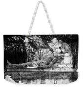 Notre-dame-des-neiges Cemetery Weekender Tote Bag