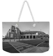 Notre Dame Football Staduim  Weekender Tote Bag