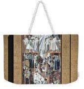 Notre Dame's Touchdown Jesus Weekender Tote Bag