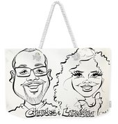 Nov ...cl Weekender Tote Bag