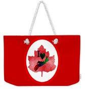 Nova Scotia Proud Weekender Tote Bag
