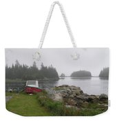 Nova Scotia Weekender Tote Bag