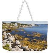Nova Scotia Seascape Weekender Tote Bag