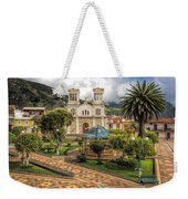 November 13 Park Weekender Tote Bag