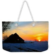 November Barn 2 Weekender Tote Bag