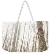 November Comes Weekender Tote Bag