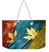 November Weekender Tote Bag