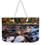 November Morning Weekender Tote Bag