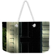 November Night In Colonial Blue Weekender Tote Bag