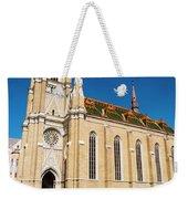 Novi Sad Cathedral Weekender Tote Bag