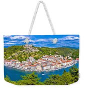 Novigrad Dalmatinski Waterfront And Bay View Weekender Tote Bag