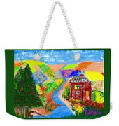 Now, Where Did He Disappear To? Weekender Tote Bag