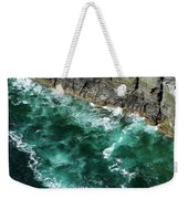 Nowhere To Go Cliffs Of Moher Ireland Weekender Tote Bag