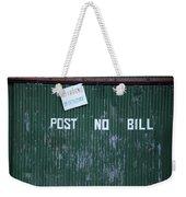 Nowtwill Weekender Tote Bag