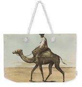Noyes, Edward , Riding Camel Weekender Tote Bag