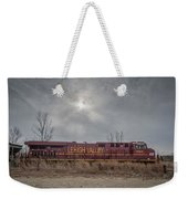 Ns 8104 Lehigh Valley At Booneville In Weekender Tote Bag