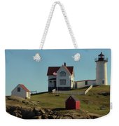 Nubble Light 4 Weekender Tote Bag