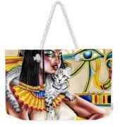 Nubian Queen Weekender Tote Bag