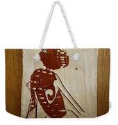 Nude 13 - Tile Weekender Tote Bag