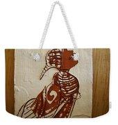 Nude 5 - Tile Weekender Tote Bag