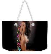 Nude African Woman 1728.069 Weekender Tote Bag