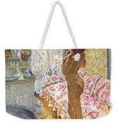 nude against the light 1908 Pierre Bonnard Weekender Tote Bag