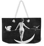 Nude Allegory, 1890s Weekender Tote Bag