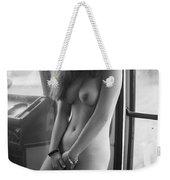 Nude Asian Girls Weekender Tote Bag