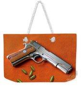 Nude Colt 45 Weekender Tote Bag