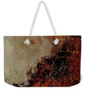 Nude Coming Out Of Abstraction Weekender Tote Bag