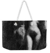 Nude Couple, 1910 Weekender Tote Bag