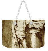 Nude Drawing For A Youth Weekender Tote Bag