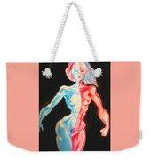 Nude Female Sketch 27 Weekender Tote Bag