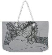 Nude I Weekender Tote Bag