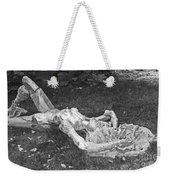 Nude In The Park Weekender Tote Bag