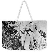 Nude In Wilderness Weekender Tote Bag